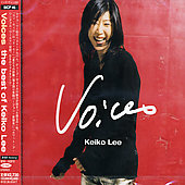 Keiko Lee: Voices: Best of Keiko Lee [Japan CD]