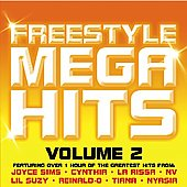 Various Artists: Freestyle Mega Hits, Vol. 2 [Warlock]