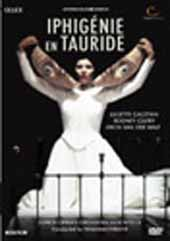Christoph Gluck / IPHIGÉNIE EN TAURIDE (Zurich Opera) / William Christie / Juliette Galstian [DVD]