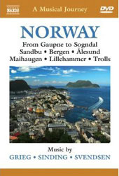 A Musical Journey: Norway / Grieg, Sinding, Svendsen [DVD]