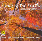 Songs of the Earth / Grainger, US Air Force Band