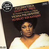 Puccini: Tosca / Karajan, Price, Vienna PO