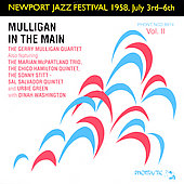 Various Artists: Newport Jazz Festival: Mulligan in the Main, Vol. 2