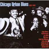 Various Artists: Chicago Urban Blues 1923-1945