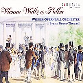 Vienna Waltz and Polka / Bauer-Theussl, et al