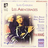 Cherubini: Les Abenc&#233;rages / Maag, et al