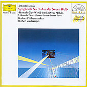 Dvorak: Symphony No.9 'from The New World', Slavonic Dances
