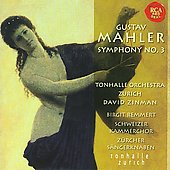 Mahler: Symphony no 3 / Zinman, Tonhalle Orchestra