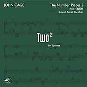 John Cage Edition Vol 39 - The Number Pieces Vol 5 - Two 2