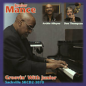 Junior Mance: Groovin' with Junior