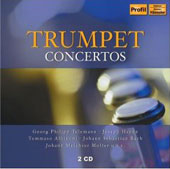 Trumpet Concertos - Telemann, Haydn, Albinoni, Bach, Molter / Winschermann, Basch, et al