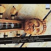 English Music for Viols - Purcell, Lawes, Locke, Jenkins / Fretwork