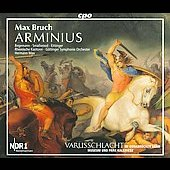 Bruch: Arminius / Hermann Max