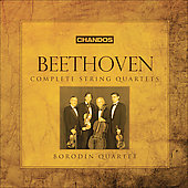 Beethoven: Complete String Quartets / Borodin String Quartet