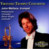 Virtuoso Trumpet Concertos by Biber, Molter, Fasch, M.Haydn, L. Mozart et al. / John Wallace, trumpet