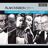 Alain Marion: Une vie pour la Musique
