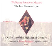 Mozart: The Last Concerto, 1791 by Eric Hoeprich
