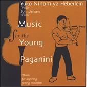 Music for the Young Paganini