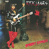 Rick James (Bass): Rarities Edition: Street Songs