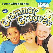 Sara Jordan: Grammar Grooves, Vol. 1: Learn Along Songs