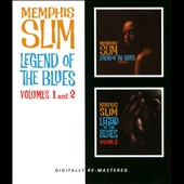 Memphis Slim: Legend of the Blues, Vols. 1-2