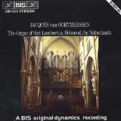 Spanish & French Organ Music / Jacques van Oortmerssen