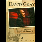 David Gray: Live From the Artists Den *