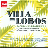 20th Century Classics: Villa-Lobos / Angel Romero, Cristina Ortiz, Victoria de los Angeles