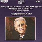 Hill: Symphonies no 4 & 6, Sacred Mountain / Lehmann