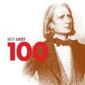 100 Best Liszt / Various Artists