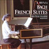Johann Sebastian Bach: French Suites / Edith Picht-Axenfeld, harpsichord