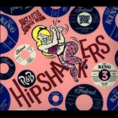 Various Artists: R&B Hipshakers, Vol. 3: Just a Little Bit of the Jumpin' Bean [Digipak]