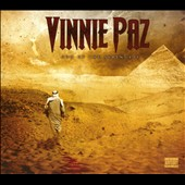 Vinnie Paz: God of the Serengeti [PA] [Digipak]