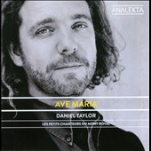 Ave Maria / Petits Chanteurs du Mont-Royal, Daniel Taylor