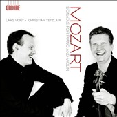 Mozart: Sonatas for Piano and Violin, K.454; K.379; 3.526 / Christian Tetzlaff, violin; Lars Vogt, piano