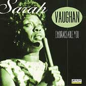 Sarah Vaughan: Embraceable You [LRC Ltd]