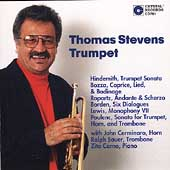 Thomas Stevens Trumpet - Hindemith, Bozza, Badinage, et al
