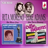 Edie Adams/Rita Moreno: Rita Moreno Sings / Show Time On Broadway