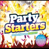Various Artists: Party Starters [Digipak]