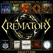 Crematory: Inception [Box]