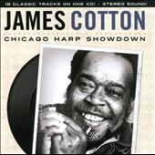 James Cotton (Harmonica): Chicago Harp Showdown *