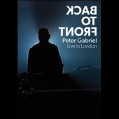 Peter Gabriel: Back to Front: Live in London [6/24]