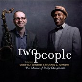 Christian Winther/Richard D. Johnson: Two People: The Music of Billy Strayhorn