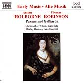 Early Music - Holborne, Robinson / Wilson, Rumsey