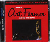 Art Farmer: Listen to Art Farmer and the Orchestra