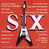 Various Artists: Evidence Blues Sampler: Six