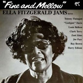 Ella Fitzgerald: Fine and Mellow