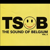 Various Artists: The  Sound of Belgium, Vol. 2 [Box]