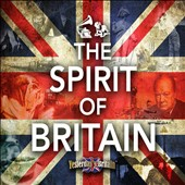 Various Artists: Spirit of Britain [Memory Lane]