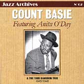 Count Basie: Count Basie Featuring Anita O'Day & the Tadd Dameron Trio (1945-1948)